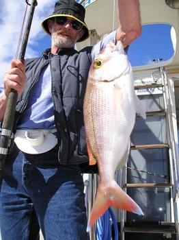 27/01 red snapper Cavalier & Blue Marlin Sport Fishing Gran Canaria