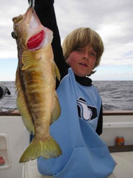 28/01 comber Cavalier & Blue Marlin Sport Fishing Gran Canaria