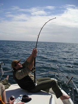 17/02 hooked up Cavalier & Blue Marlin Sport Fishing Gran Canaria