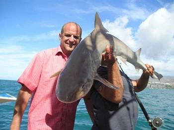 04/03 tope Cavalier & Blue Marlin Sport Fishing Gran Canaria
