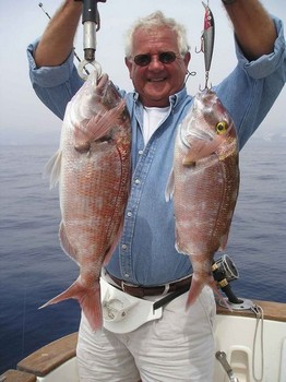 18/03 red snapper Cavalier & Blue Marlin Sport Fishing Gran Canaria
