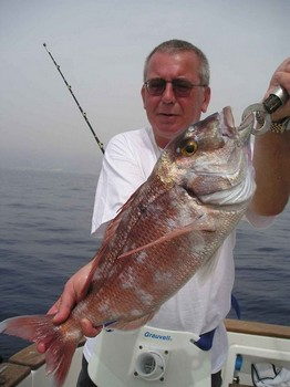 19/03 red snapper Cavalier & Blue Marlin Sport Fishing Gran Canaria