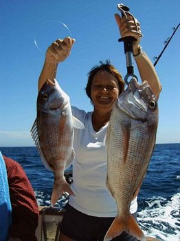 20/03 red snapper Cavalier & Blue Marlin Sport Fishing Gran Canaria