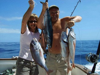27/03 red snapper Cavalier & Blue Marlin Sport Fishing Gran Canaria