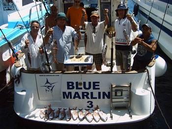 03/04 red snapper Cavalier & Blue Marlin Sport Fishing Gran Canaria