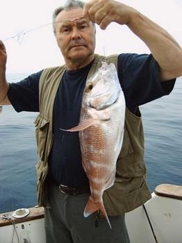 12/04 red snapper Cavalier & Blue Marlin Sport Fishing Gran Canaria