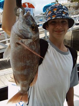 15/04 red snapper Cavalier & Blue Marlin Sport Fishing Gran Canaria