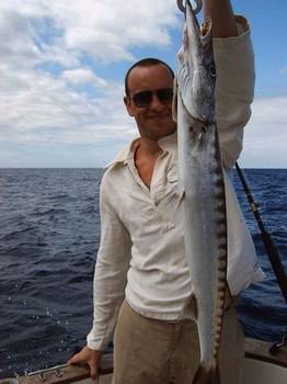16/04 baracuda Cavalier & Blue Marlin Sport Fishing Gran Canaria