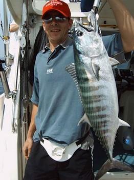 21/04 north atlantic bonito Cavalier & Blue Marlin Sport Fishing Gran Canaria