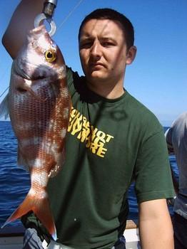 23/04 red snapper Cavalier & Blue Marlin Sport Fishing Gran Canaria
