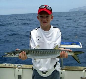 11/06 baracuda Cavalier & Blue Marlin Sport Fishing Gran Canaria