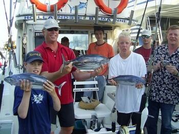 30/07 atún listado Pesca Deportiva Cavalier & Blue Marlin Gran Canaria