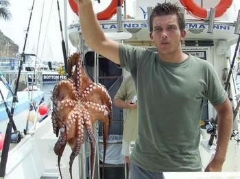 13/08 octopus Cavalier & Blue Marlin Sport Fishing Gran Canaria
