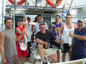 24/08 dorado Cavalier & Blue Marlin Sport Fishing Gran Canaria