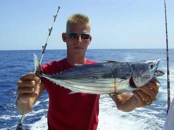 20/09 atún listado Pesca Deportiva Cavalier & Blue Marlin Gran Canaria