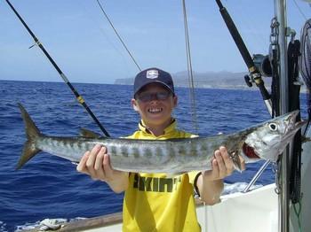 27/09 baracuda Pesca Deportiva Cavalier & Blue Marlin Gran Canaria