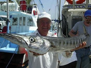 baracuda Cavalier & Blue Marlin Sport Fishing Gran Canaria