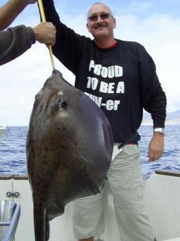 15/11 roughtail stingray Cavalier & Blue Marlin Sport Fishing Gran Canaria