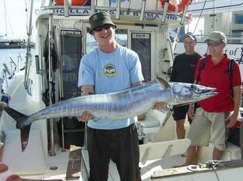 22/11 wahoo Cavalier & Blue Marlin Sport Fishing Gran Canaria