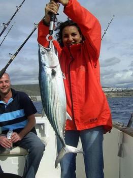 20/01 north atlantic bonito Cavalier & Blue Marlin Sport Fishing Gran Canaria