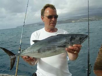 27/01 north atlantic bonito Cavalier & Blue Marlin Sport Fishing Gran Canaria