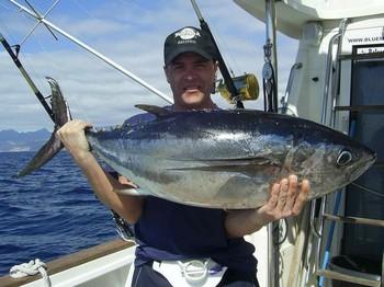19/02 big eye tuna Cavalier & Blue Marlin Sport Fishing Gran Canaria