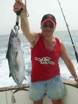 07/03 north atlantic bonito Cavalier & Blue Marlin Sport Fishing Gran Canaria