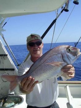 23/03 red snapper Cavalier & Blue Marlin Sport Fishing Gran Canaria