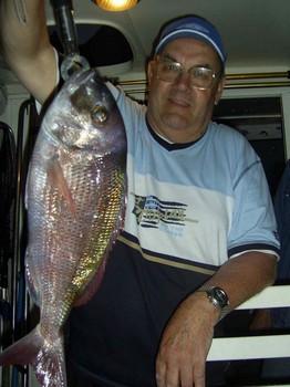 29/03 red snapper Cavalier & Blue Marlin Sport Fishing Gran Canaria