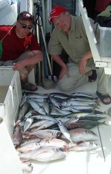 01/04 reef fish Cavalier & Blue Marlin Sport Fishing Gran Canaria