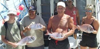 06/04 red snapper Cavalier & Blue Marlin Sport Fishing Gran Canaria