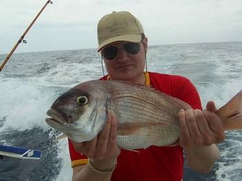 07/04 red snapper Cavalier & Blue Marlin Sport Fishing Gran Canaria