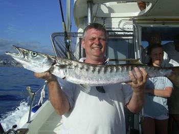 11/04 baracuda Cavalier & Blue Marlin Sport Fishing Gran Canaria