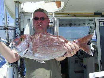 20/04 red snapper Cavalier & Blue Marlin Sport Fishing Gran Canaria