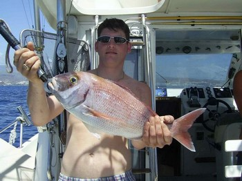 21/04 red snapper Cavalier & Blue Marlin Sport Fishing Gran Canaria