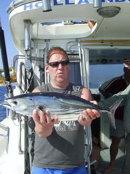 27/05 skipjack tuna Cavalier & Blue Marlin Sport Fishing Gran Canaria