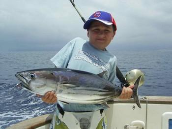 30/05 skipjack tuna Cavalier & Blue Marlin Sport Fishing Gran Canaria