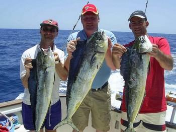 08/06 dorado Cavalier & Blue Marlin Sport Fishing Gran Canaria