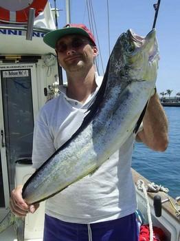 09/06 dorado Cavalier & Blue Marlin Sport Fishing Gran Canaria