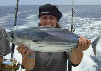 25/06 skipjack tuna Cavalier & Blue Marlin Sport Fishing Gran Canaria