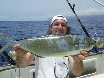 01/07  dorado Cavalier & Blue Marlin Sport Fishing Gran Canaria