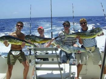 06/07 dorado Cavalier & Blue Marlin Sport Fishing Gran Canaria