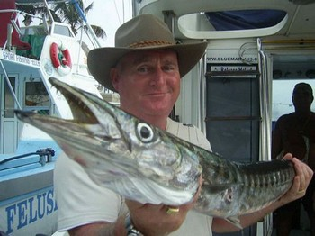 07/09 baracuda Cavalier & Blue Marlin Sport Fishing Gran Canaria