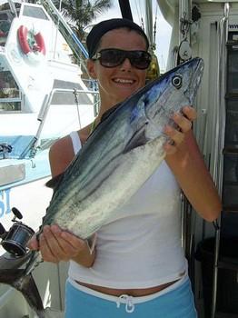 14/10 north atlantic bonito Cavalier & Blue Marlin Sport Fishing Gran Canaria