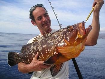 Peine de mero Pesca Deportiva Cavalier & Blue Marlin Gran Canaria