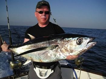 Tuna white - Albacore Cavalier & Blue Marlin Pesca sportiva Gran Canaria