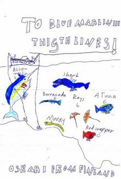 Oskari Boren Cavalier & Blue Marlin Sport Fishing Gran Canaria
