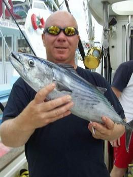 17/10 north atlantic bonito Cavalier & Blue Marlin Sport Fishing Gran Canaria
