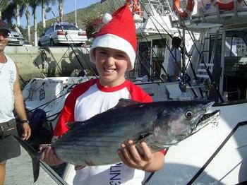 19/12 north atlantic bonito Cavalier & Blue Marlin Sport Fishing Gran Canaria