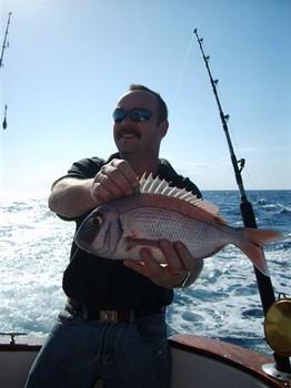 22/12 red snapper Cavalier & Blue Marlin Sport Fishing Gran Canaria